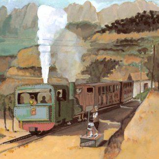 Els trens de Catalunya